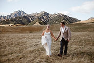Lookout Lodge in Wanaka wedding