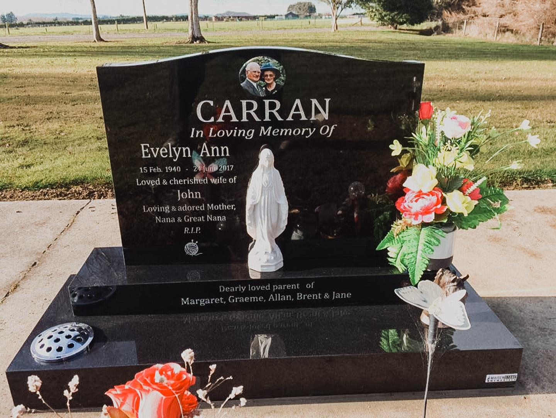 Invercargill Memorial Headstones