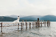 Lake Te Anau Wedding