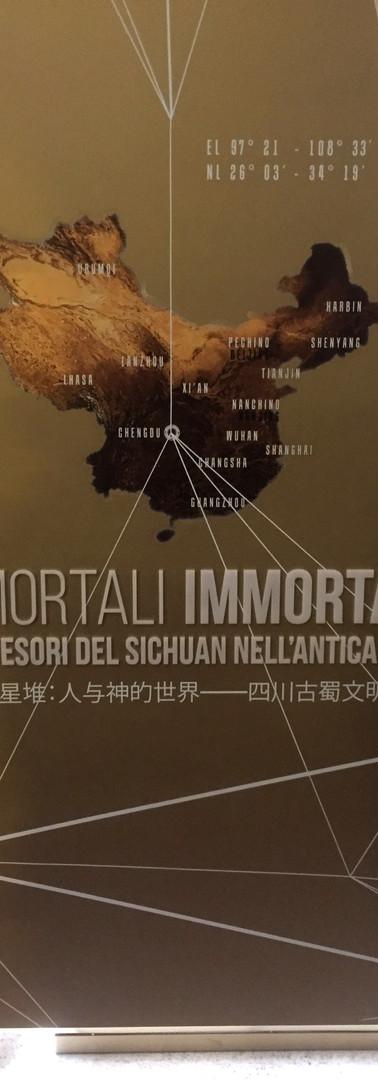 """All'inaugurazione della mostra """"Mortali immortali"""" ai mercati di Traiano"""