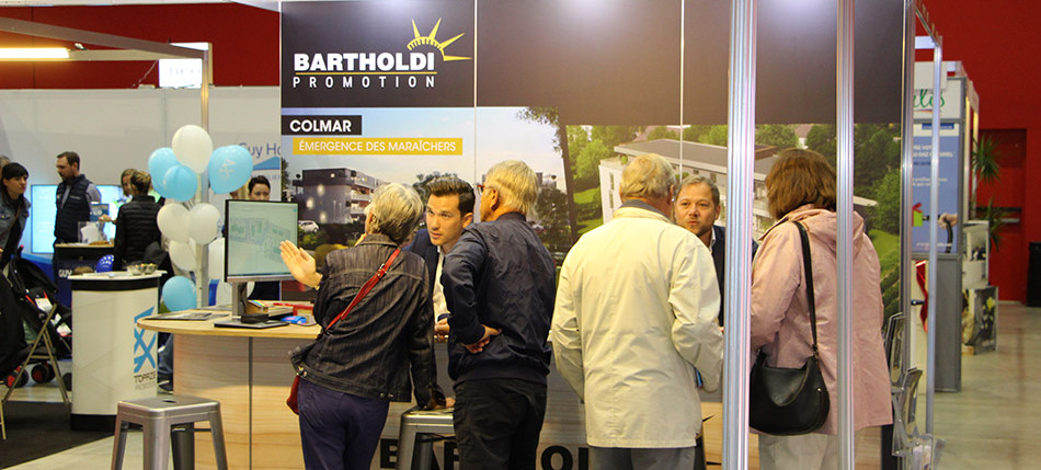 Stand Bartholdi Promotion