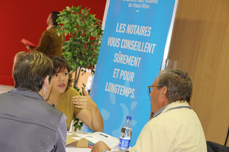 Stand Notaires Haut-Rhin
