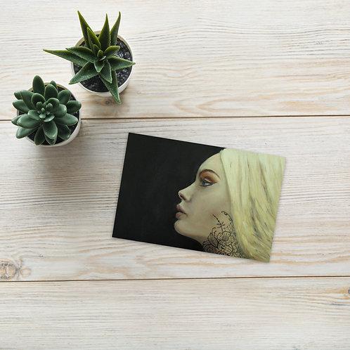 Standard Postcard - Adornment of Beauty