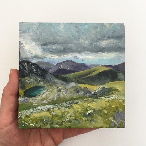 No 3: Snowdonia pt1
