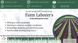 Farm Laborer