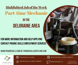 Part Time Mechanic - Deloraine