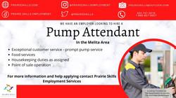 Pump Attendant - Melita