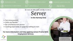 Hartney Motor Inn - Server