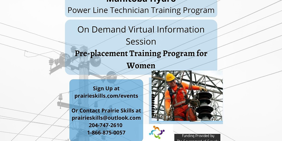 Pre-placement Training Program for Women (1)