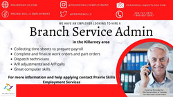 Branch Service Admin