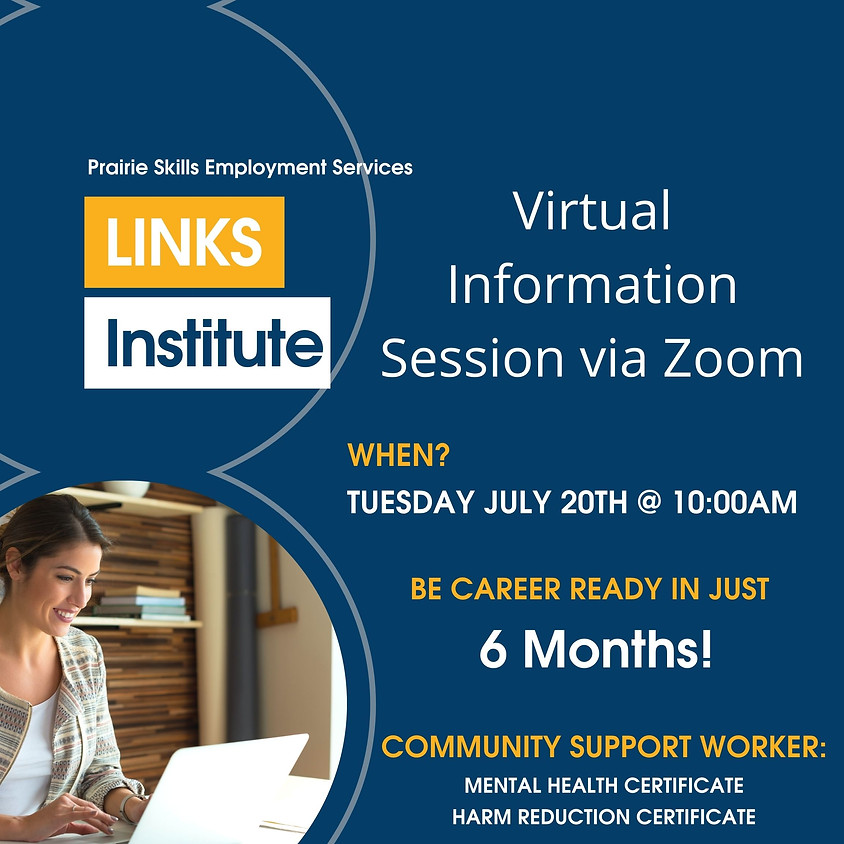 LINKS Institute Info Session