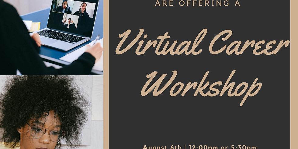 5:30pm Virtual Career workshop with Prairie Mountain Health