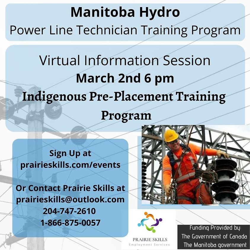 Indigenous Pre-Placement Training Program