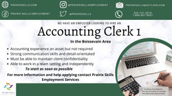 Accounting Clerk - AgQuest Minto