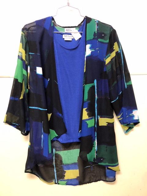 SR 062 -845 Jewels Jacket