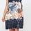 Thumbnail: AB703HT-TRP1-W294 Casual Dress Watercolor Prints