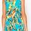 Thumbnail: AB703HT-TRP1-W269 Casual Dress Tropical Prints