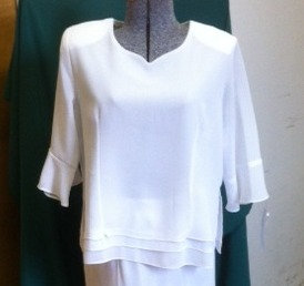 S2348 Fluted Top