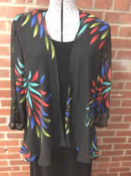 SR 062 474 Sheer Jacket