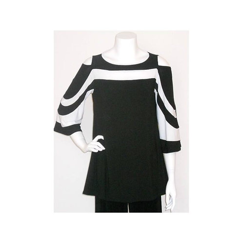 CS1446 Tunic Top with pockets