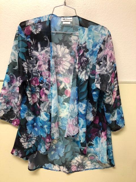 SR 062 Florals Jacket