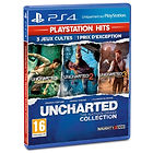 Jeu Uncharted : The Nathan Drake Collection sur PS4 (vendeur tiers)
