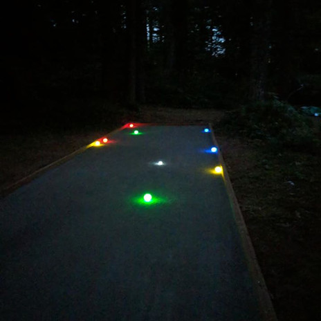 Bocce After Dark