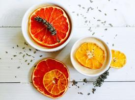 Orange & nut delight