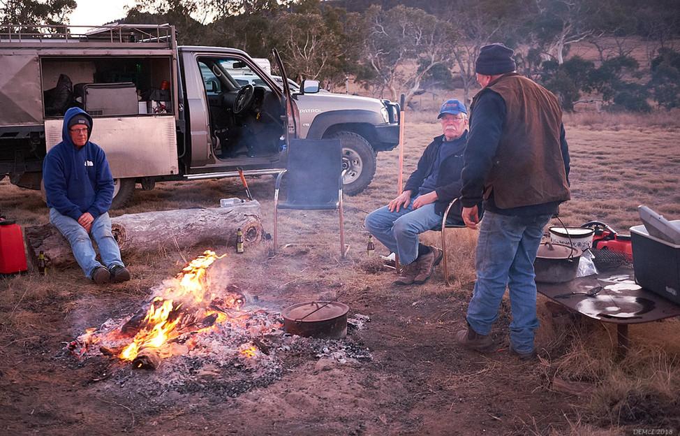 Campfire 'fun'