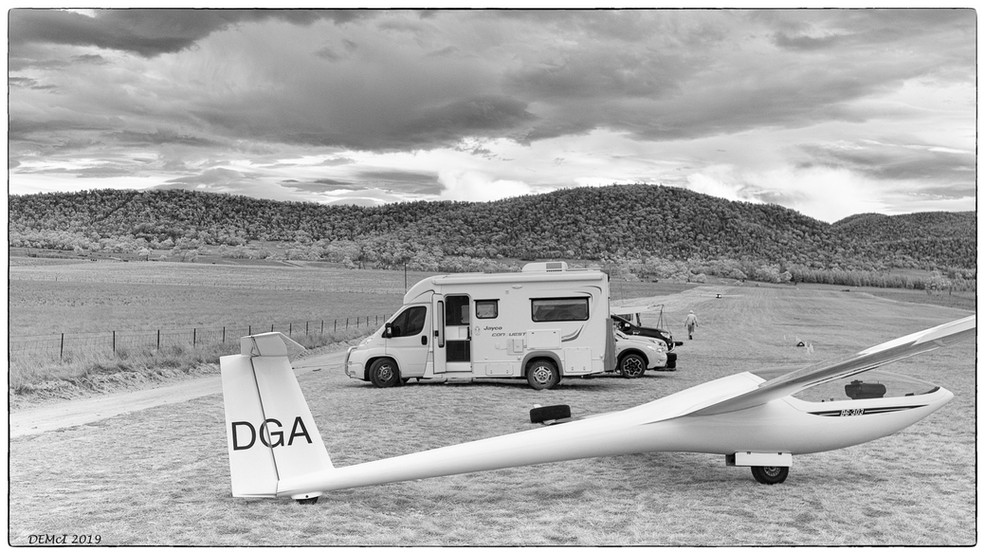 DGA in infrared - Sun 15th