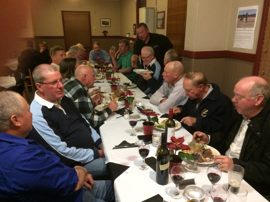 The Awards Dinner