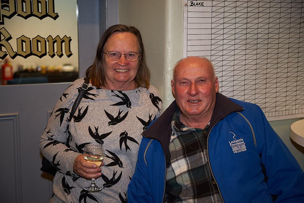 Ron and Kaye