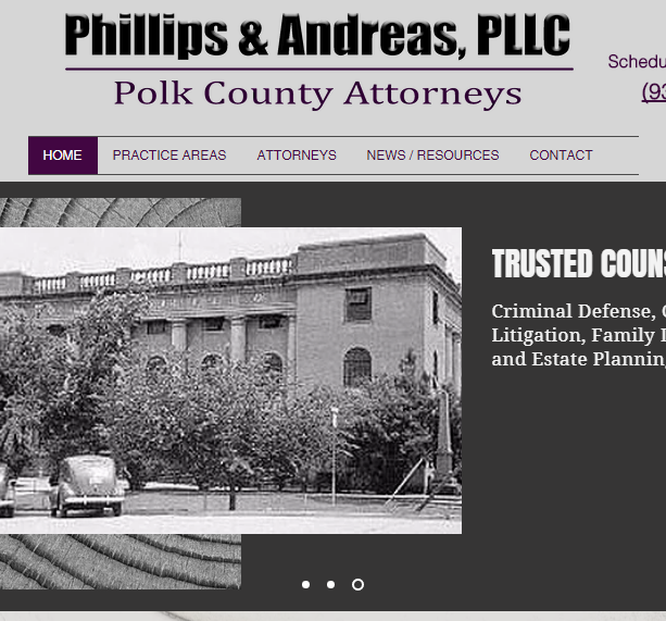 Polk County TX Attorneys