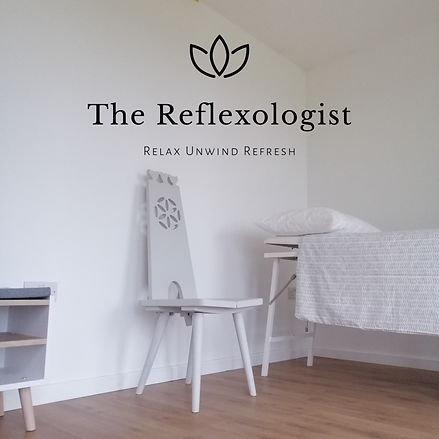 The reflexologist