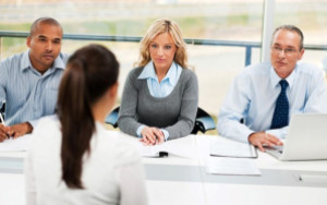 A job interview: One of the situations where you need to stand out of the crowd