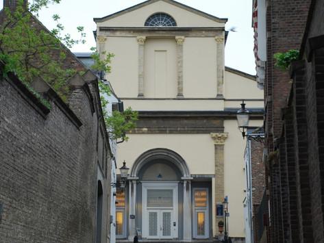 The Illuminati Building of Maastricht