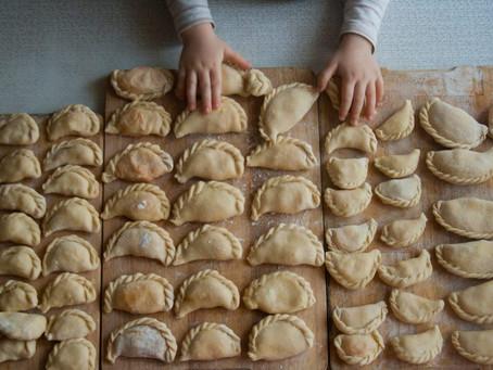 The Dumpling that Comforts Poland