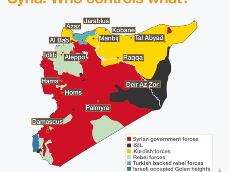 The Syrian Situation: An Analysis (Part One)