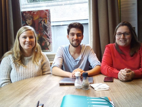"""PvdA Student Candidates: """"We want to go back to the local feeling, to the core of Maastricht, one th"""