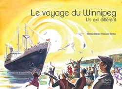 Couv Le voyage du Winnipeg