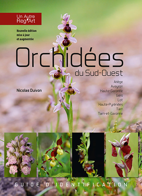 ORCHIDÉES DU SUD-OUEST. Guide d'identification