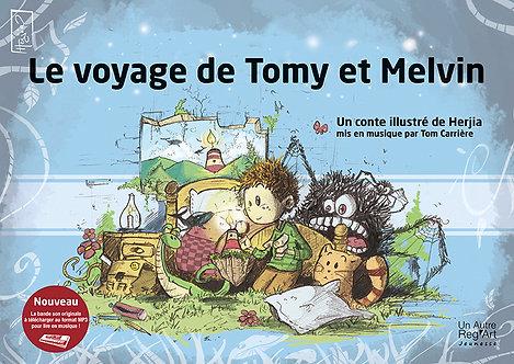 LE VOYAGE DE TOMY ET MELVIN
