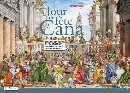 JOUR DE FÊTE A CANA