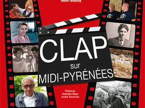 Un livre pour découvrir le cinéma en Midi-Pyrénées