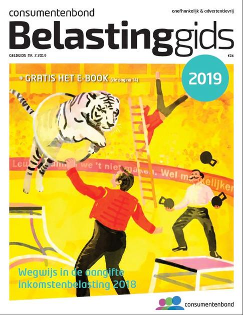 Consumentenbond Belastinggids 2019
