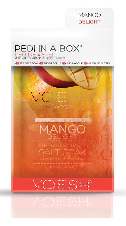 Pedi in a box – Mango Delight