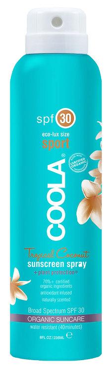 Sport Continuous Spray SPF 30 Tropical Coconut