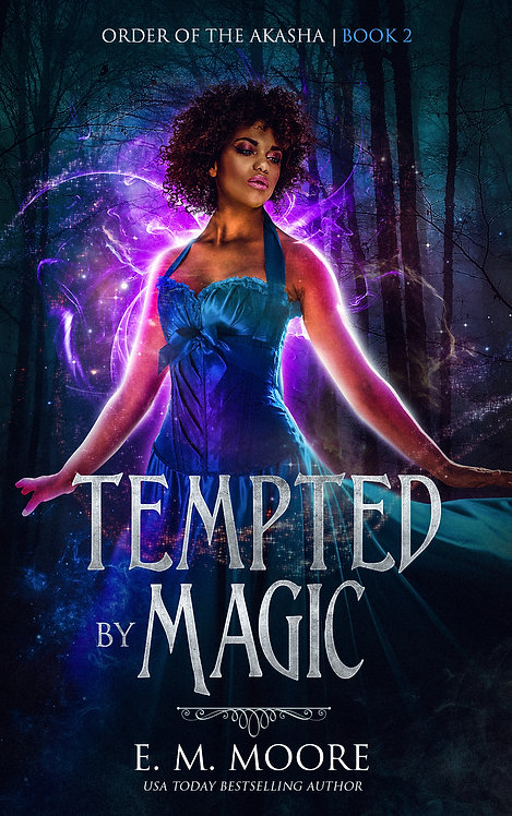 Tempted by Magic: Signed Paperback