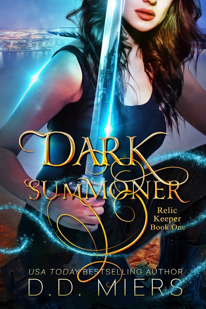 Dark Summoner_D.D. Miers