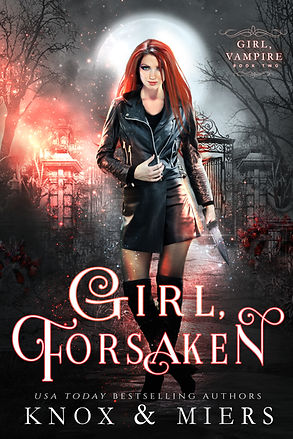 Graceley Knox.Girl Vampire Series.Girl F